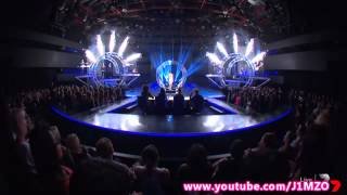 Dami Im - Week 5 - Live Show 5 - The X Factor Australia 2013 Top 8