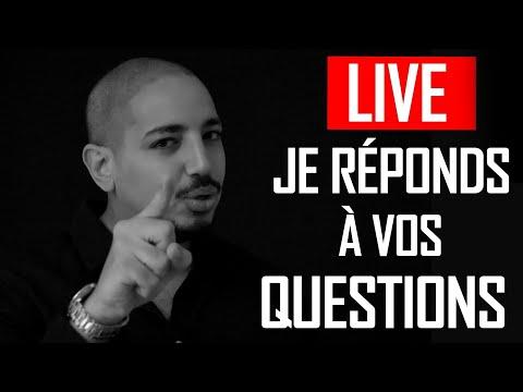 Live: je te coache en direct Live: je te coache en direct