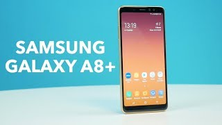 Обзор Samsung Galaxy A8+ (2018): имиджевый, но не флагманский