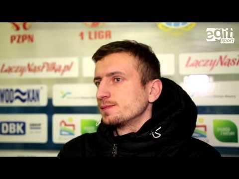 Łukasz Jegliński po spotkaniu organizacyjnym