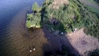Рыбалка на липецком водохранилище осенью