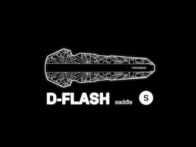 Видео Крило Topeak D-Flash S