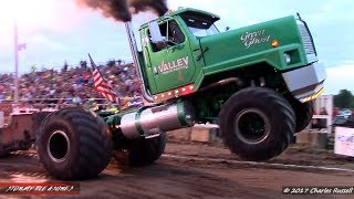 tractor pulling fail compilation - 免费在线视频最佳电影电视