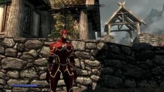 Elder Scrolls V  Skyrim - The Flash