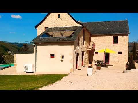 Villa Bellevue d d'Aveyron,
