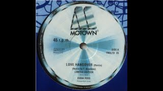 Gouranga Music - Diana Ross - Love Hangover (Frankie Knuckles Remix) - ( K&F's Midnight Re-Edit)