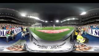 Real Madrid 360º Experience: Marcelo´s goal at SB Trophy / Golazo de Marcelo en el Trofeo SB
