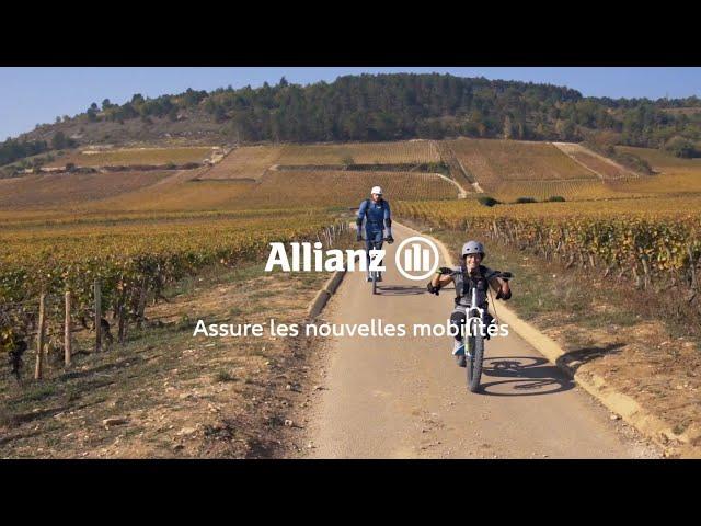 Allianz assure les nouvelles mobilités