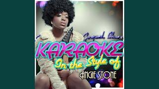 U-Haul (In the Style of Angie Stone) (Karaoke Version)