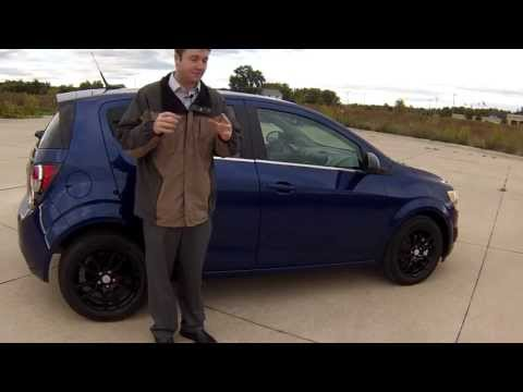 Chevrolet Sonic Review by Automotive Trends
