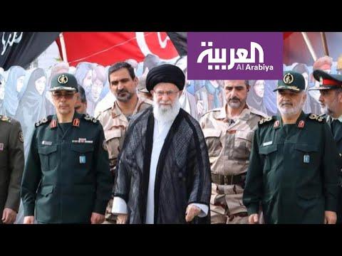 العرب اليوم - شاهد: حقيقة الصراع على السلطة في الحرس الثوري الإيراني؟