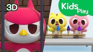 [Miniforce] Play video for kids | Rescue Animal Play etc | Best play | Miniforce Kids Play