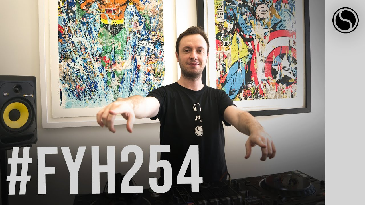 Andrew Rayel - Live @ Find Your Harmony Episode 254 (#FYH254) 2021