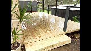 Deck Builder Blackwood And Surrounding Suburbs