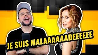 Lara Fabian   Je Suis Malade | Magnifique! | REACTION