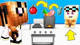 LA PRIMA PAPPA DI MIO FIGLIO! - Casa di Minecraft #10