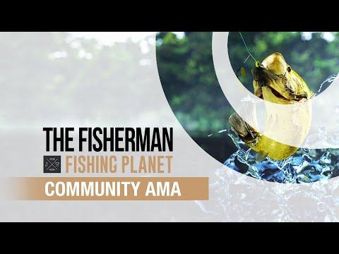 The Fisherman - Fishing Planet   Developer AMA thumbnail