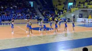 preview picture of video 'Cheerleaders Opava'