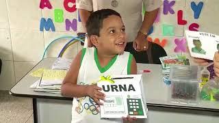 Reportagem exibida na TV Aperipê de Aracaju