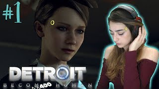 IN LOVE WITH THIS GAME! - Detroit: Become Human Gameplay Walkthrough - Part 1