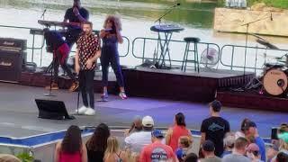 Andy Grammer - SeaWorld Orlando - 4.14.19 - video #1