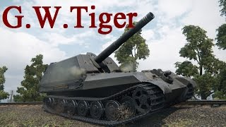 【WoT:G.W.Tiger】ゆっくり実況でおくる戦車戦Part295 Byアラモンド