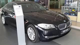 Used Car: 2011 BMW 5 Series (F10) 523i 2.5, 72,000km, RM109k | EvoMalaysia.com