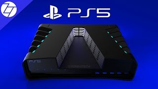 PS5 (2020) - Revealed in Sony Patent!