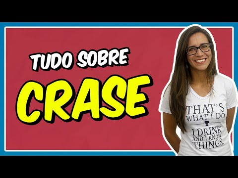 Download CRASE – APRENDA DE VEZ! (aula de Português para concursos, vestibulares, provas, ENEM HD Video