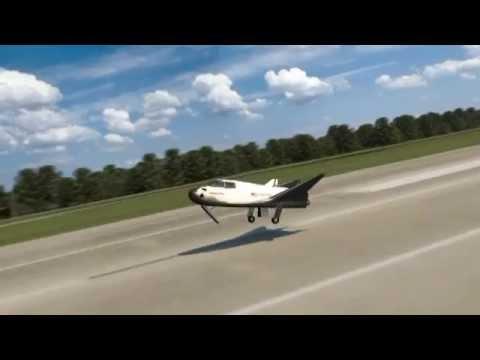 Dream Chaser: المركبة الفضائية تنجح في أول اختبار لها