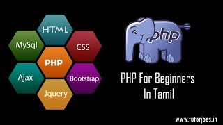 Variable Declaration In PHP Tamil