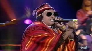 "Video thumbnail of ""King África - ""El Humahuaqueño"" (Música Sí)"""