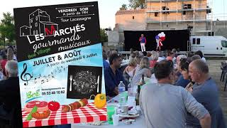 Image miniature - Marchés gourmands musicaux