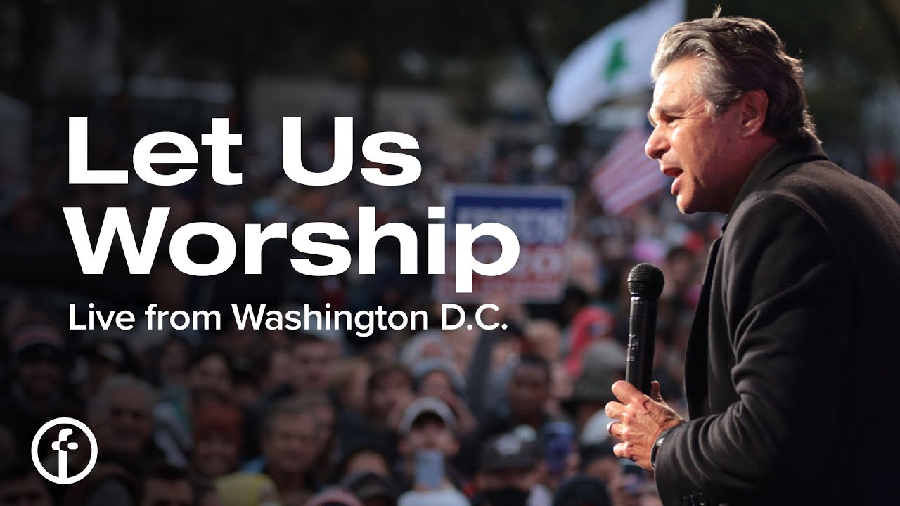 Let Us Worship  by  Pastor Jentezen Franklin & Sean Feucht