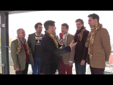 The King's Singers speak to Classic FM