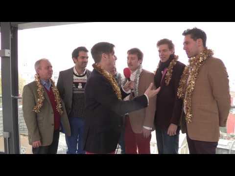 The King's Singers speak to Classic FM