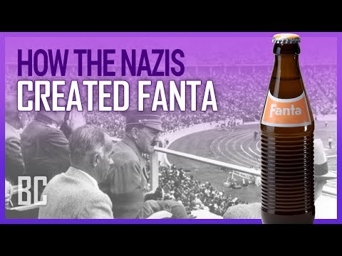 , title : 'Fanta: How One Man In Nazi Germany Created a Global Soda'
