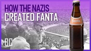Fanta: How One Man In Nazi Germany Created a Global Soda