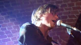 Johnny Flynn - Tickle Me Pink (acoustic, live) - Botanique, Brussels, 23 November 2010