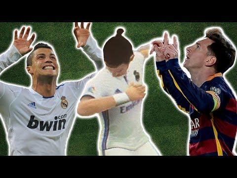 VOCÊ SABE QUEM DEIXOU ESSAS COMEMORAÇÕES FAMOSAS NO FIFA?? (QUIZ)