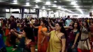 Achal Mehta Garba Toronto 2014 Part-2