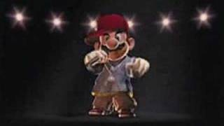 Mario Rapping Party Like A Rockstar
