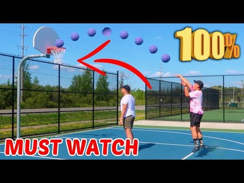 How To Score Every Free Throw Shot..100% of the time (NBA PRO SECRETS REVEALED)
