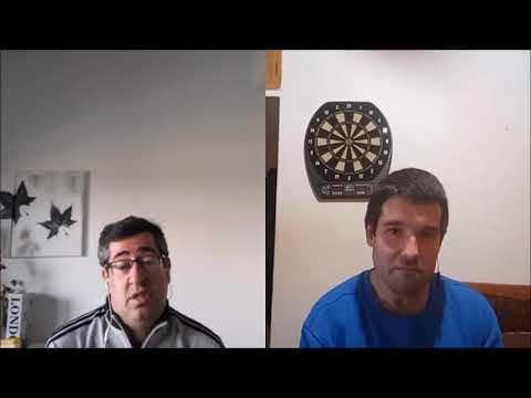 Entrevista con Pitu Lerga, entrenador AD Sabiñánigo