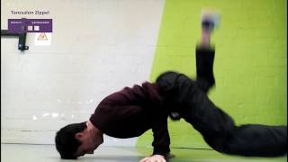 Breakdance Unlimited Onlinekurs 16.3.2020