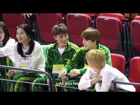 Red Velvet x NCT 127 at ISAC 2019 SM Family - смотреть онлайн на Hah