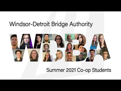 Get to know the WDBA Co-op Summer Students 2021