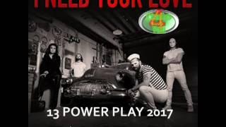 = POWERPLAY = Italove ft. TQ - I Need Your Love (Extended)