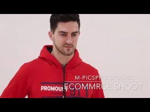 Men Model Shoot Photography
