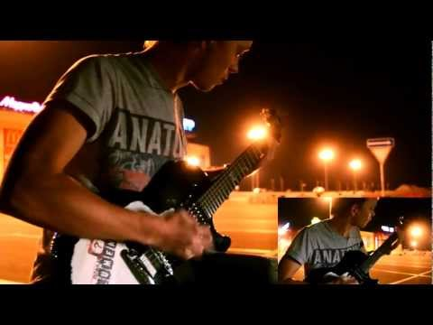 Louna - Время Х (guitar cover by KATAKESHI)